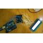 Электроника DIY (для Arduino) ЖК-модуль 1602, белый на синем с подсветкой