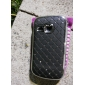 Starry Sky Pattern Hard Case with Rhinestone for Samsung Galaxy mini 2 S6500 (Assorted Colors)