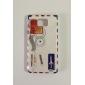 삼성 i9100에 대한 보호 폴리 카보네이트 케이스 (여객 티켓)