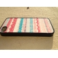 Special Pattern Dull Polish Hard Case for iPhone 4 and 4S (Multi-Color)