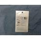 Protection d'écran anti-éblouissement avec chiffon de nettoyage pour iPhone 5