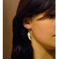 Boucles d'oreille goutte Alliage Ailes / Plume Bijoux Pour Quotidien
