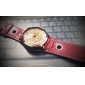 Women's Watch Fashion Big Dial PU Band
