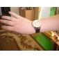 Women's Quartz Analog 3 Butterflies Pattern PU Band Wrist Watch (Assorted Colors)