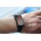 unisex silicone com grande relógio digital de pulso LED (cores sortidas)