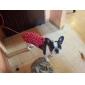 pethingtm fullt spot mönster slim hängslen klär för hundar