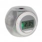 7-Color Light with Nature Sound Alarm Clock with Thermometer (TRA243)