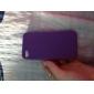 Skyddande Silikonskal för iPhone4 (Slumpmässig färg)