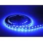 Waterproof 5M 300x5050 SMD Blue Light LED Strip Lampe (12V)