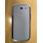 Samsung Galaxy S3 i9300 Transparante TPU-Hoes