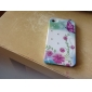 Flower and Butterfly Pattern Ultra Thin Hard Case for iPhone 4 and 4S