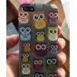 Case Dura para iPhone 5 - Coruja Fofa