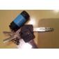 Lanternas LED Chaveiros com Lanterna Mini Impermeável Borracha para