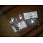 Eruner®Titanium Steel Blue Pill Style Men's Necklace
