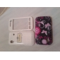 Dots Pattern Front and Back Full Body Case for Samsung Galaxy Ace S5830