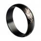 мужской дракона шаблону титана стальное кольцо
