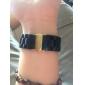 Borracha das mulheres analógico relógio de pulso de quartzo (cores sortidas)
