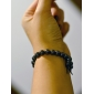 Fashionable Ball Shape Hematite Bracelet Jewelry Christmas Gifts