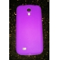 Simple Design Silicone Soft Case for Samsung Galaxy S4 I9500 (Assorted Colors)