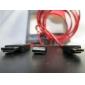 HDMI macho a USB y Cable MHL adaptador macho para Samsung I9300 Galaxy S3