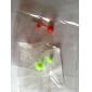 lureme®colorful perfuração acrílico umbigo / ouvido (cor aleatória)