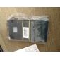 PU-Läderfodral för Samsung Galaxy S2 I9100 (Svart)