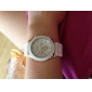 Women's Jelly Color Silicone Band Quartz Wrist Watch (Assorted Colors) Cool Watches Unique Watches
