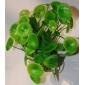 "5"" Plastic Green Plant Decoration Ornament for Aquarium"