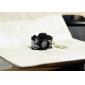 kamera kulcstartó LED zseblámpa és hanghatásokkal (véletlenszerű szín)