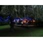 30m 300 LED azul luz 8 modos de espumantes de fadas liderada lâmpada de corda para o Natal (220v)