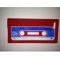 Case Suave para iPhone 5 - Cassette (Várias Cores)