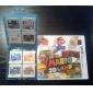 16-en-1 caso de la tarjeta de juego para ndsi, lite, 3ds (colores surtidos)