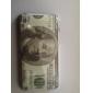 Чехол с американским долларом для iPhone 3G 3GS (зеленый)