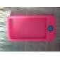 Case em Silicone para iPhone 4 - Rosa