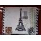 Paris Post Card Laptop Sleeve Case for MacBook Air Pro/HP/DELL/Sony/Toshiba/Asus/Acer