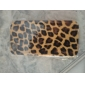 Leopard Print Hard Case for iPhone 4 and 4S (Multi-Color)