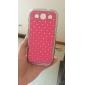 Sterrenhemel patroon Hard Case met Diamond voor de Samsung Galaxy S3 I9300 (verschillende kleuren)