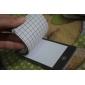 style de téléphone intelligent bloc-notes collant (blanc)