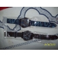 Unisex Exército Estilo Green Rubber analógico relógio de pulso de quartzo (cores sortidas)