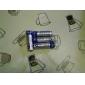 1.2V 3000mAh NH-AA ladattavat paristot, 4kpl, sininen