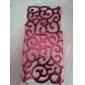 Esvazie Case Style Design Flor duro para o iPhone 5 (cores sortidas)