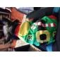 Коты / Собаки Костюмы / Футболка Зеленый Одежда для собак Зима / Весна/осень Контрастных цветов Милые / Косплей