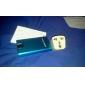 3300mAh mobile power bank External Battery with LED Lamp for iPhone, Cellphone, MP3 etc.(Random Colors)
