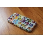 Lovely Owl Pattern Hard Case für Samsung Galaxy S3 I9300