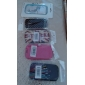Soft TPU Bumper Frame Case for Samsung Galaxy S3 Mini I8190 (Assorted Colors)