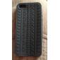 pneu grão estojo para iphone 5/5s (cores sortidas)