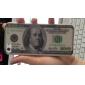 U.S. Dollar Pattern Hard Case for iPhone 5/5S