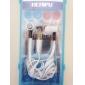 GENIPU Bass Stereo In-ear Earphone for iPod/iPhone/iPad/MP3/MP4