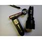 c8 5-Modo CREE XR-E Q5 LED (1x18650, negro)