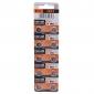 Maxcell LR43 Alkaline Button Battery (1.5 v)